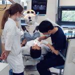 Практика студентов-стоматологов в Сеуле