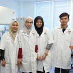 Студенты-медики из малайзийского университета прошли стажировку на базе НЦИЛС ВолгГМУ. Июль 2019