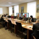 Проректор ВолгГМУ Наталья Альшук стала участником встречи с министром Посольства Японии в России
