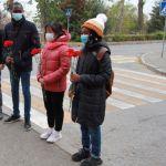 Студенты ВолгГМУ почтили память жертв бомбардировки города Ковентри