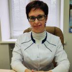 Главный врач Клиники семейной медицины ВолгГМУ Наталья Чепурина