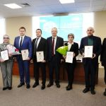 Учёных ВолгГМУ отметили вручением грантов и премий накануне дня российской науки. 7 февраля 2020 года