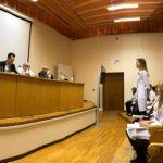 Выездной визит руководства ВолгГМУ на кафедру клинической фармакологии и интенсивной терапии