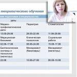 Выступление начальника учебного управления ВолгГМУ И.В. Кагитиной на заседании ректората 12 мая 2020