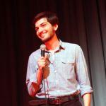 Выпускник 2020 года — активист Студенческого совета Михаил Гулакян