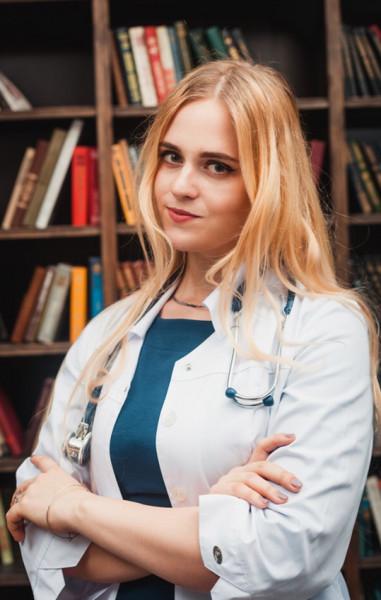 Ольга Сергеевна Саломатина