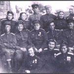 Елаев М.Э., верхний ряд, 4-й слева
