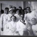 Выпуск СГМИ 1940 г. Спирин П.А. справа в нижнем ряду