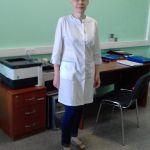 Ассистент Родионова Ирина Викторовна