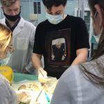 Мастер-класс в хирургическом клубе