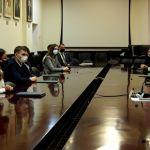 Ректор ВолгГМУ провел встречу со стипендиатами
