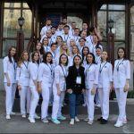 Хирургический клуб ВолгГМУ принял участие в олимпиаде по хирургии