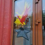 Студенты ВолгГМУ присоединились к акции «Окна Победы»
