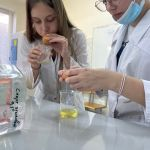 Летняя практика ВолгГМУ 2021: успешно завершились учебные практики направления подготовки «Биология»