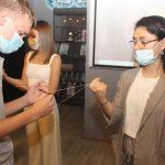 В Хирургическом клубе ВолгГМУ завершились вступительные испытания